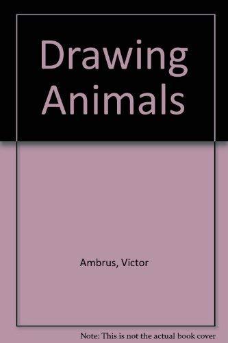 9781853611667: Drawing Animals