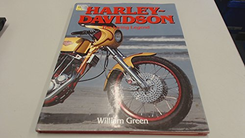 9781853612350: Harley Davidson the Living Legend