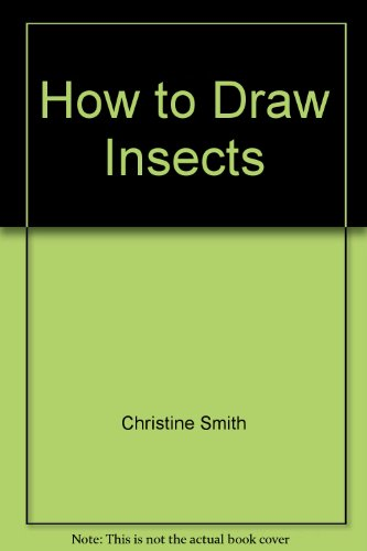 9781853614378: How to Draw Insects