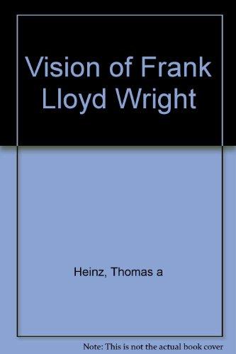 9781853615221: Vision of Frank Lloyd Wright