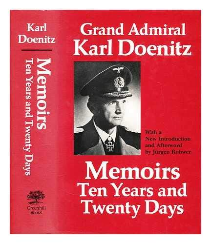 9781853670527: Memoirs: Ten Years and Twenty Days