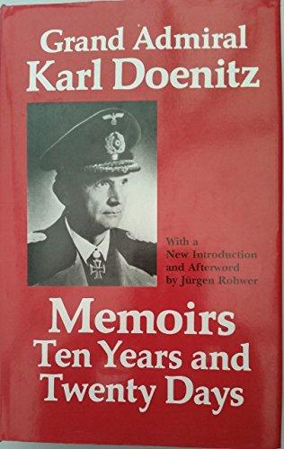 9781853670527: Memoirs: Ten Years and Twenty Days