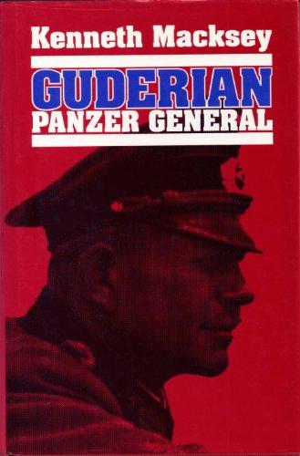 9781853670596: Guderian: Panzer General