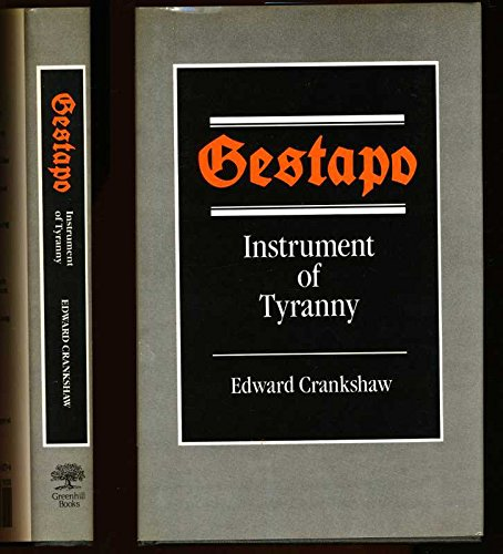 9781853670770: Gestapo: Instrument of Tyranny