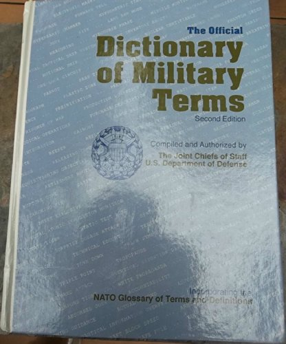 9781853670855: Dictionary of Military Terms