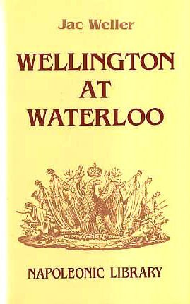 9781853671098: Wellington at Waterloo (Napoleonic Library)