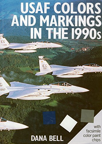 9781853671128: USAF Colors and Markings in the 1990s
