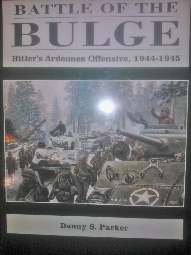 9781853671135: Battle of the Bulge: Hitler's New Ardennes Offensive, 1944-1945