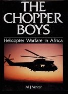 9781853671777: The Chopper Boys: Helicopter Warfare in Africa