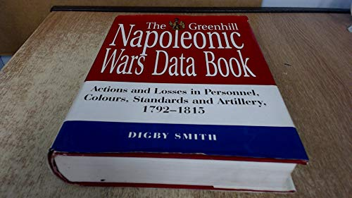 9781853672767: The Greenhill Napoleonic Wars Data Book