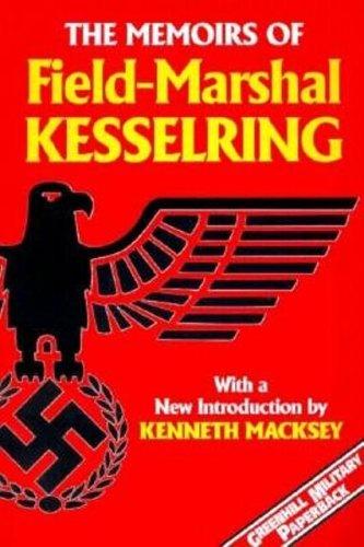 9781853672873: The Memoirs Field-Marshal Kesselring (Greenhill Military Paperbacks.)
