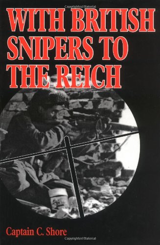 9781853672927: With British Snipers to the Reich