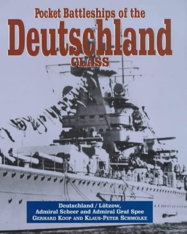 9781853674020: Pocket Battleships of the Deutschland Class