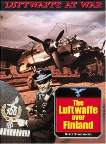 9781853674693: Luftwaffe Over Finland (Luftwaffe at War Series, 18)