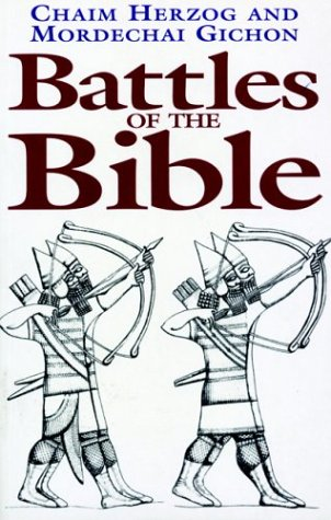 9781853674778: Battles Of The Bible (Greenhill Military Paperback)