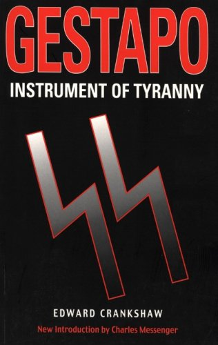 9781853674815: Gestapo-Softbound: Instrument of Tyranny (Greenhill Military Paperback)