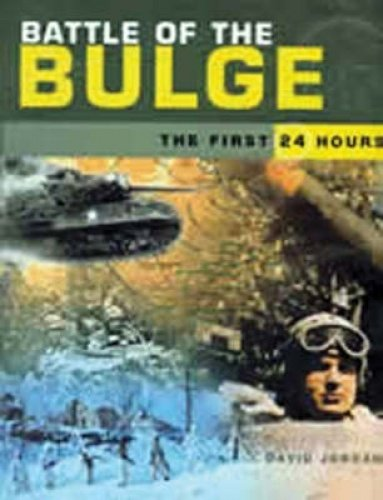 9781853675744: Battle of the Bulge: The First 24 Hours