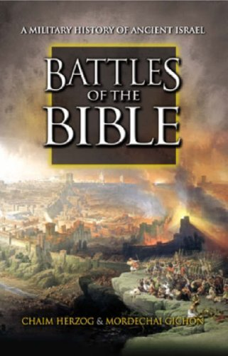 9781853676819: Battles of the Bible: A Military History of Ancient Israel