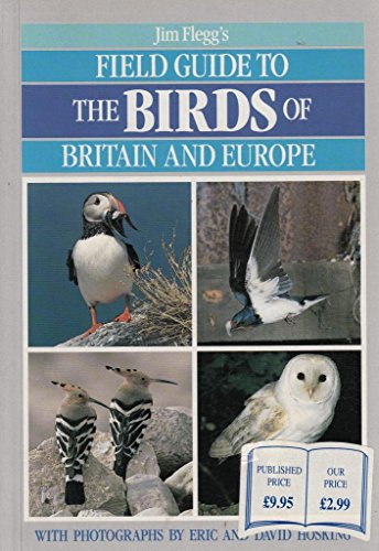 9781853680809: Field Guide to the Birds of Britain and Europe (Field Guides)