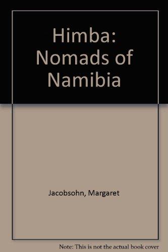 9781853680847: Himba: Nomads of Namibia