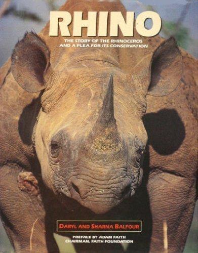 Rhino (9781853681028) by Balfour, Sharna; Balfour, Daryl