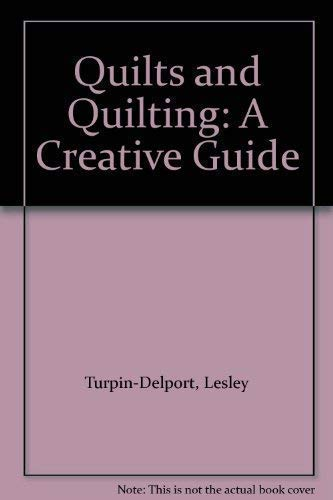 9781853681394: Quilts and Quilting: A Creative Guide