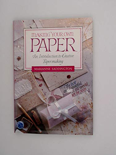 9781853681400: Making Your Own Paper (Spanish Edition)