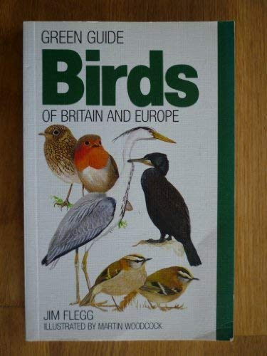 9781853681615: Birds of Britain and Europe (Michelin Green Guides)