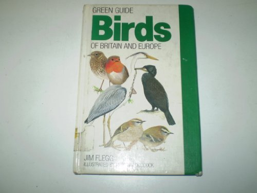 9781853681677: Birds of Britain and Europe (Michelin Green Guides)