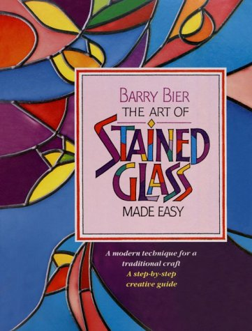 9781853682261: The Art of Stained Glass Made Easy