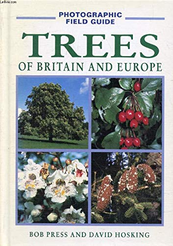 9781853682452: Trees of Britain and Europe (Photographic Field Guides S.)