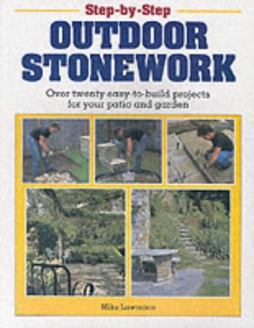 9781853682629: Outdoor Stonework (Step-by-Step)