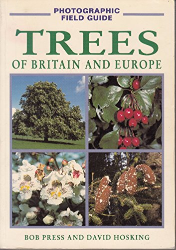 9781853682643: Trees of Britain and Europe (Photographic Field Guides S.)
