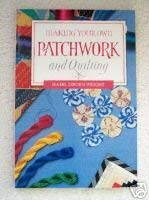 9781853683275: Making Your Own Patchwork and Quilting (Making your own series)