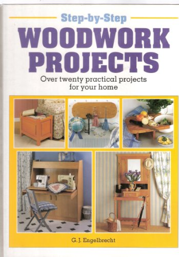 9781853683404: Step by Step Woodwork Projects