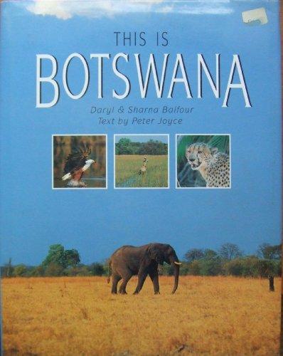 9781853683763: This is Botswana