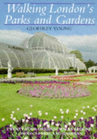 9781853684692: Walking London's Parks and Gardens