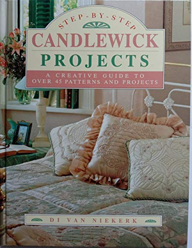 9781853685477: Step-By-Step Candlewick Projects