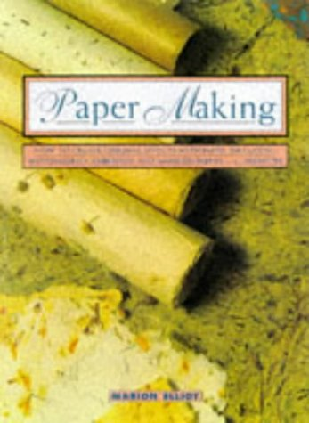 9781853686207: Paper Making (Contemporary Crafts)