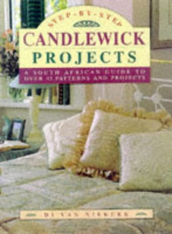 9781853686313: Step by Step Candlewick Projects
