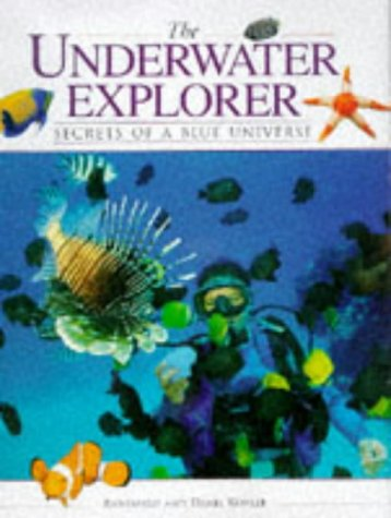 9781853686429: The Underwater Explorer: Secrets of a Blue Universe (Handbook Series)