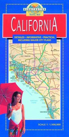 9781853686504: California Travel Map