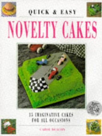 9781853687358: Quick & Easy Novelty Cakes: 35 Imaginative Cakes for All Occasions
