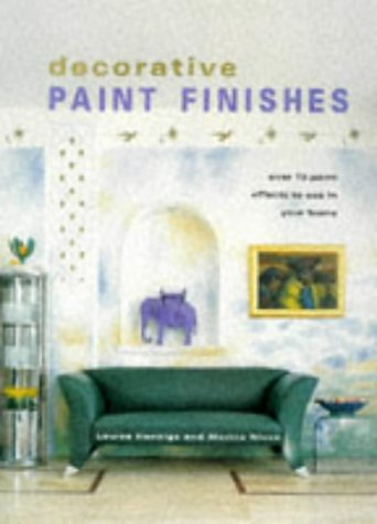 Decorative Paint Finishes