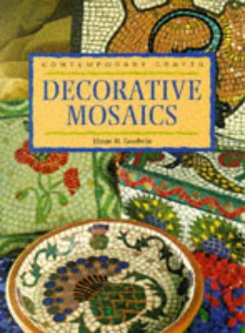 9781853688591: Decorative Mosaics (Contemporary Crafts)