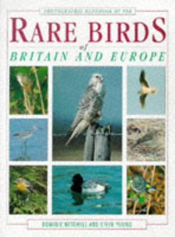 Photographic Handbook to the Rare Birds of Britain and Europe (1853689130) by Dominic Mitchell; Steve Young