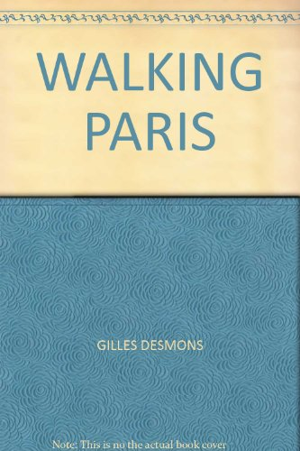9781853689949: Walking Paris