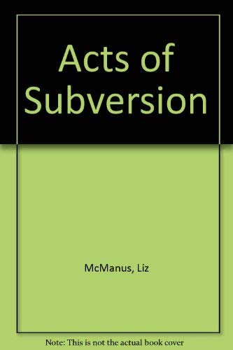 9781853711244: Acts of Subversion