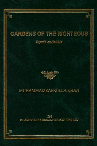9781853725685: Gardens of the Righteous