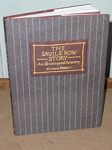 9781853750007: Savile Row Story: An Illustrated History